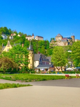 View of Burg Rheinfels
